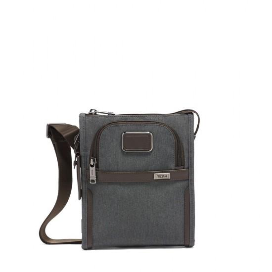 Pocket Bag Small Alpha 3 - Tumi - 1
